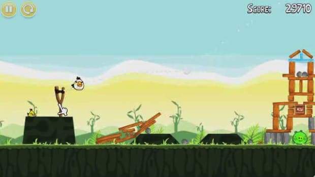 P. Angry Birds Level 2-16 Walkthrough Promo Image