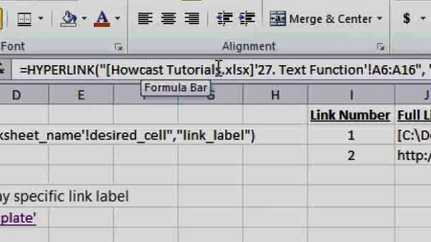 W. What Is the Hyperlink Function in Excel? Promo Image