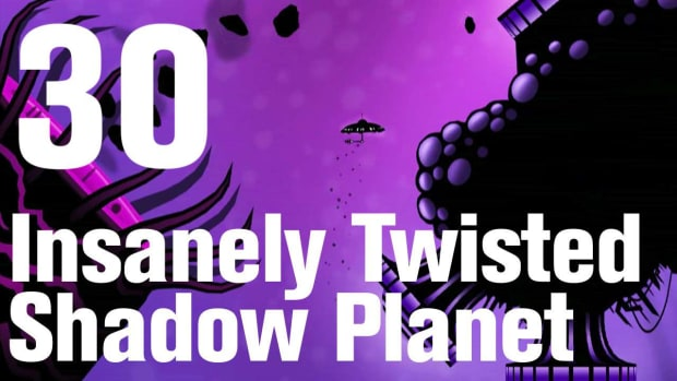 ZD. Insanely Twisted Shadow Planet Walkthrough Part 30: Electrical Promo Image