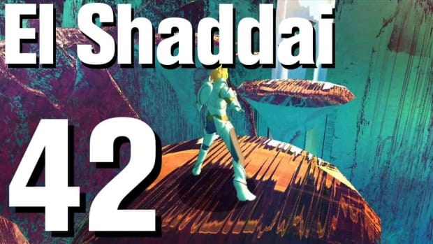 ZP. El Shaddai Walkthrough Part 42: The Grave of Arakiel (3 of 7) Promo Image