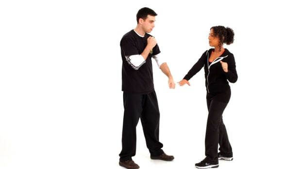 B. How to Block a Punch in Self-Defense Promo Image
