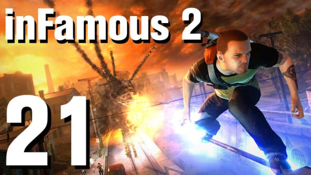 U. inFamous 2 Walkthrough Part 21: Stories of the Past (2 of 2) Promo Image