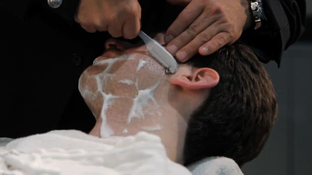 B. How to Make Shaving More Fun Promo Image
