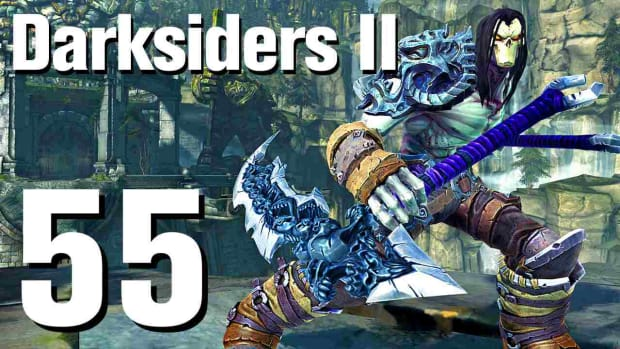 ZZC. Darksiders 2 Walkthrough Part 55 - Chapter 9 Promo Image