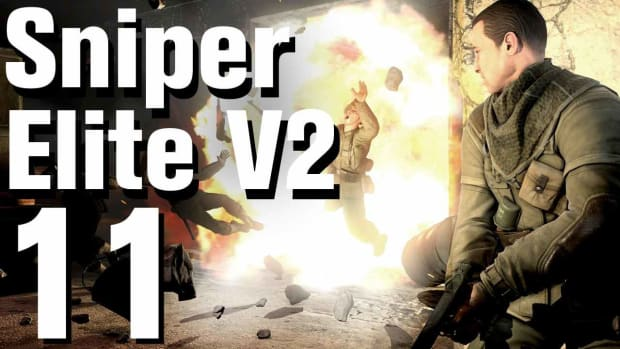 K. Sniper Elite V2 Walkthrough Part 11 - Kaiser-Friedrich Museum Promo Image