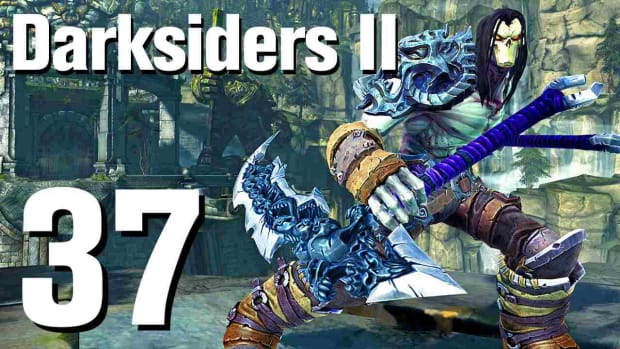 ZK. Darksiders 2 Walkthrough Part 37 - Chapter 5 Promo Image