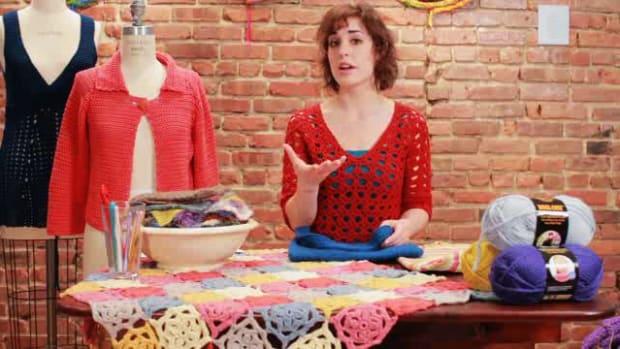 I. How to Crochet a Bag Promo Image