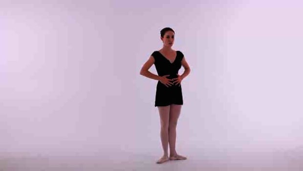 ZC. What Is Correct Alignment & Placement in Ballet? Promo Image