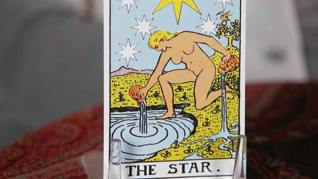 ZH. How to Read the Star Tarot Card Promo Image
