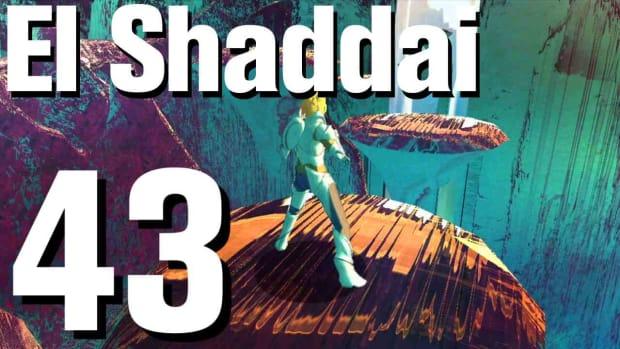 ZQ. El Shaddai Walkthrough Part 43: The Grave of Arakiel (4 of 7) Promo Image