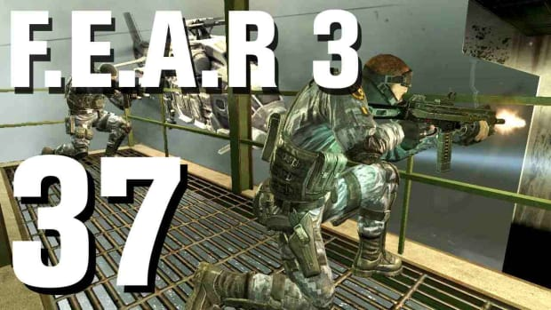 ZK. F.E.A.R. 3 Walkthrough Part 37 Ward (2 of 3) Promo Image