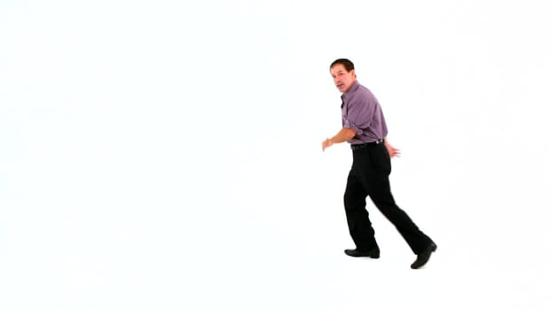 F. How to Do the Charleston Step Swing Dance Promo Image