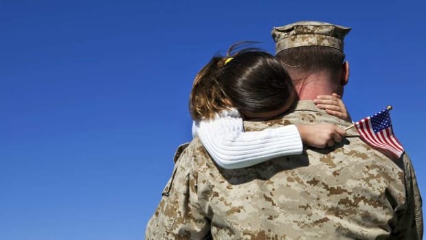 C. How to Help Kids Deal with a Deployed Parent Promo Image