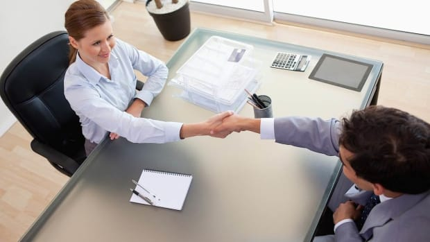 U. 5 Job Interview Do's & Don'ts Promo Image