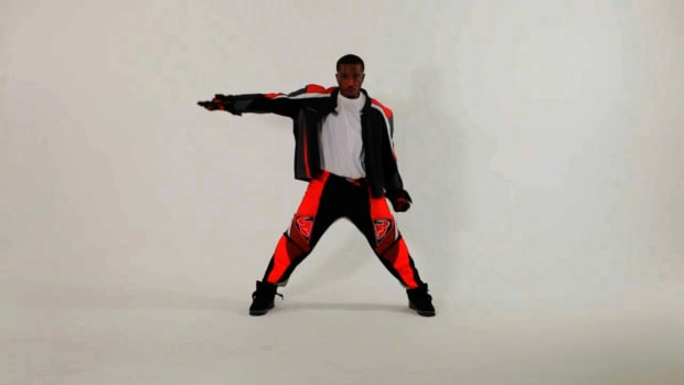 M. How to Hip-Hop Dance Just like Usher Promo Image