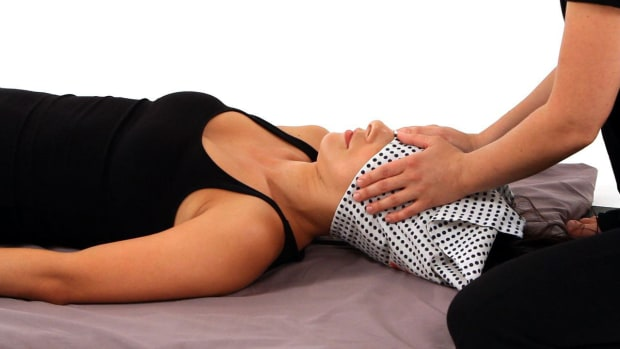 ZG. How to Finish a Shiatsu Massage Session Promo Image