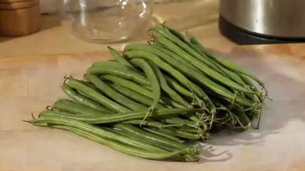 ZA. How to Freeze Green Beans Promo Image