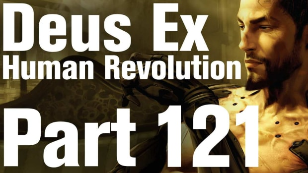 ZZZZQ. Deus Ex: Human Revolution Walkthrough - Corporate Warfare (2 of 2) Promo Image