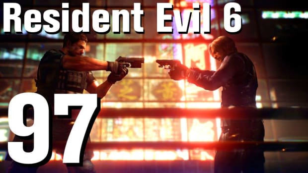 ZZZS. Resident Evil 6 Walkthrough Part 97 - Chapter 16 Promo Image