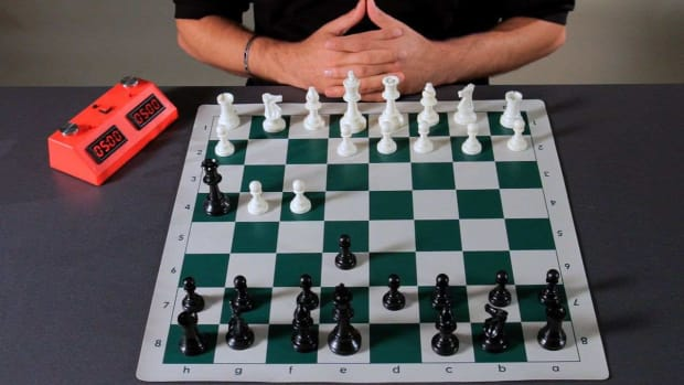 Y. How to Achieve Checkmate in 2 Chess Moves Promo Image