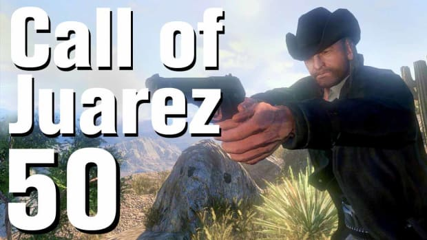 ZX. Call of Juarez The Cartel Walkthrough: Ben's Ending Promo Image