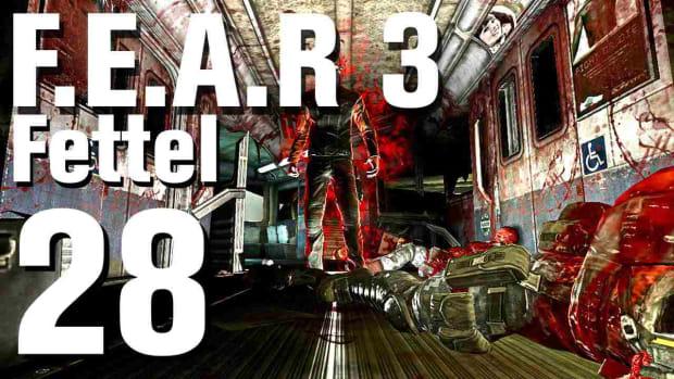 ZB. F.E.A.R. 3 Fettel Walkthrough Part 28: Tower (4 of 4) Promo Image