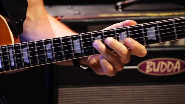 ZA. How to Change Keys in Heavy Metal Guitar Promo Image