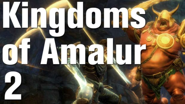 B. Kingdoms of Amalur: Reckoning Walkthrough Part 2 - Out of the Darkness Promo Image