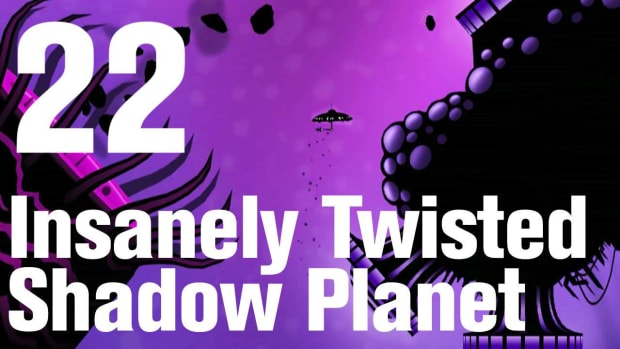 V. Insanely Twisted Shadow Planet Walkthrough Part 22: Tractor Beam Promo Image