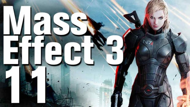 K. Mass Effect 3 Walkthrough Part 11 - Normandy Promo Image