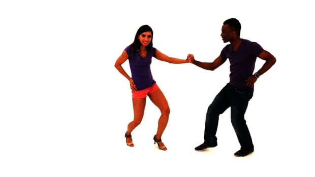 ZL. How to Do Beginner Footwork with a Partner Promo Image