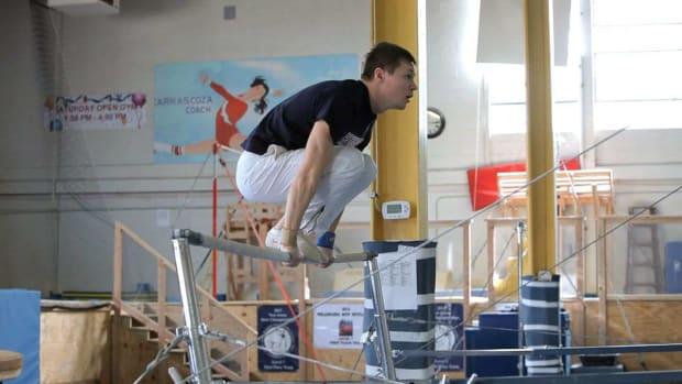 ZD. Gymnastics Bars Tips Promo Image