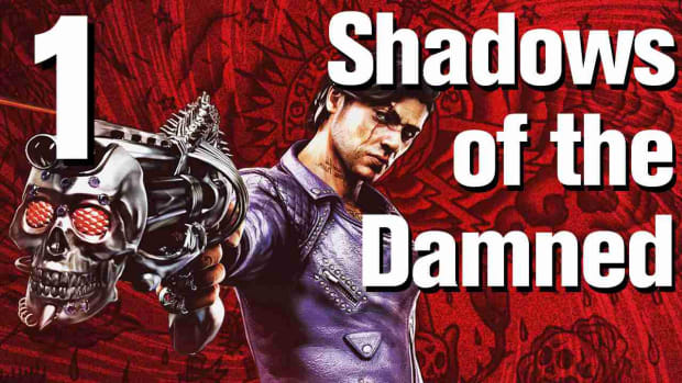 A. Shadows of the Damned Walkthrough: Act 1-1 An Ordinary Life Promo Image