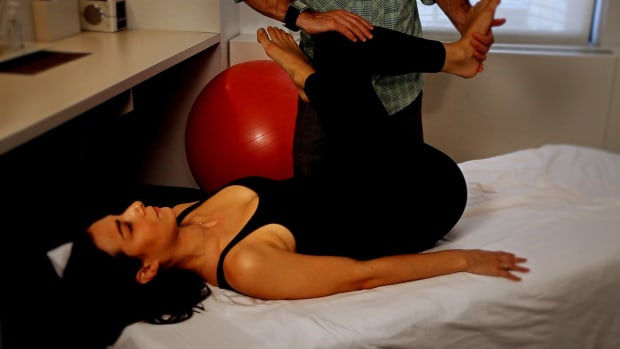 P. Why Piriformis Muscle Stretching Is Bad for Back Pain Promo Image