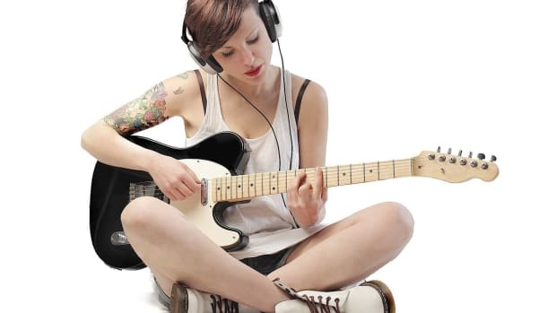 ZZZZZM. How to Play Any Barre Chord in A Form on a Guitar Promo Image
