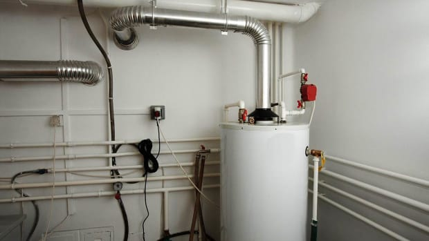C. Electric Tankless Water Heater vs. Gas Tankless Water Heater Promo Image