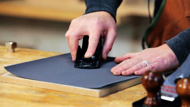 D. How to Flatten Sole When Tuning Up Hand Plane in Woodworking Promo Image