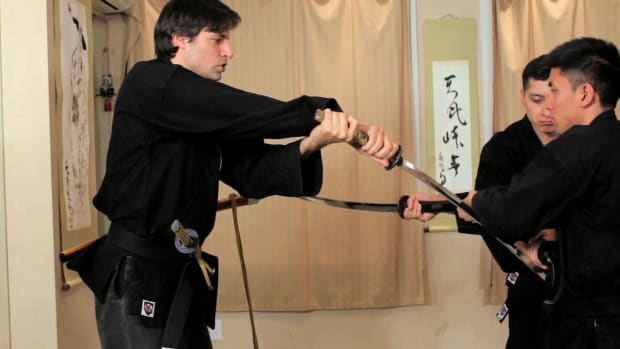 ZZX. How to Defend against 2 Attackers with 2 Swords in Ninjutsu Promo Image