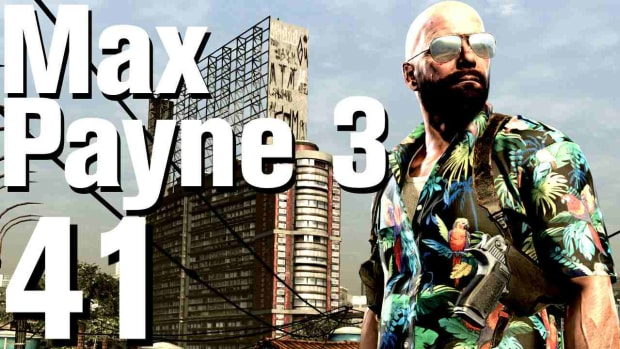 ZO. Max Payne 3 Walkthrough Part 41 - Chapter 12 Promo Image