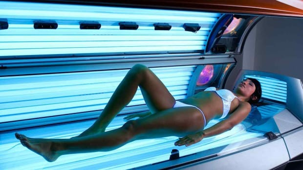 ZW. Are Tanning Beds Safe? Promo Image