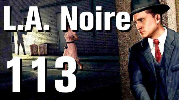 "ZZZZI. L.A. Noire Walkthrough Part 113: ""House Of Sticks"" (4 of 5) Promo Image"