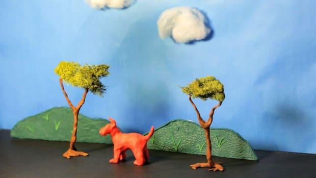 I. How to Create Clay Scenery Promo Image