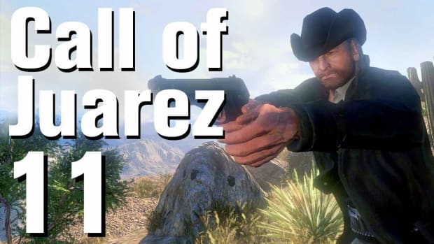 K. Call of Juarez The Cartel Walkthrough: Chapter 3 (3 of 4) Promo Image