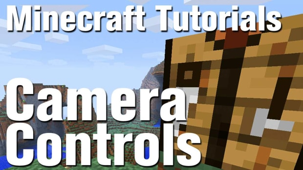 ZZL. Minecraft Tutorial: How to Use Camera Modes in Minecraft Promo Image