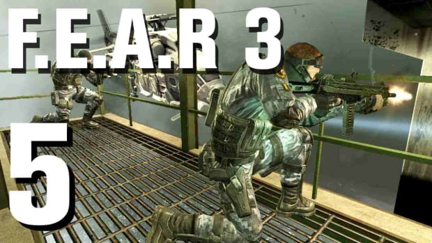 E. F.E.A.R. 3 Walkthrough Part 5: Slums (2 of 4) Promo Image