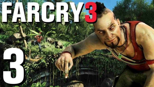 C. Far Cry 3 Walkthrough Part 3 - Introduction Promo Image