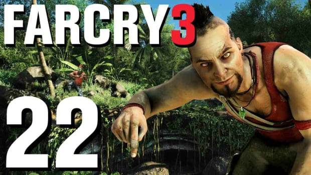 V. Far Cry 3 Walkthrough Part 22 - Down in the Docks Promo Image