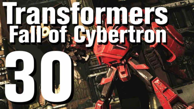 ZD. Transformers Fall of Cybertron Walkthrough Part 30 - Chapter 11 Promo Image