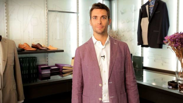 Y. Men's Fashion with Louis Purple Founder Charles Brunold Promo Image