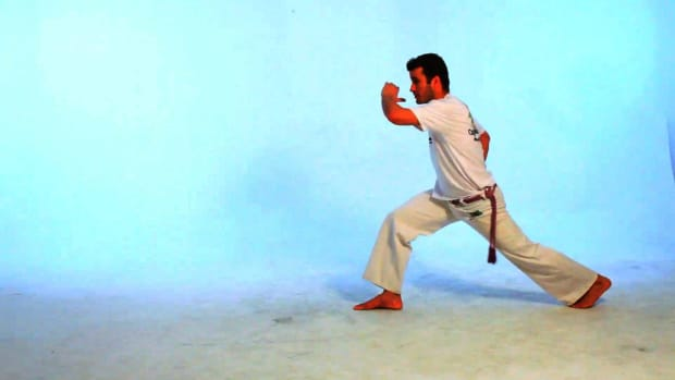 Z. How to Become an Effective Capoeira Fighter Promo Image